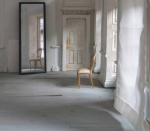 15 February 2015 12.24pm Interior with reflected chair