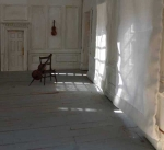 19 August 2014 1.38pm Interior with cello and afternoon sun