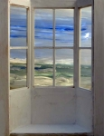 8 September 2014 Window onto a painted sea